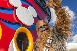 Star Wars at Sea Comes to Disney Cruise Line