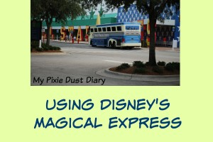 Using Disney's Magical Express