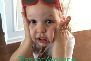 Tips for Avoiding (& Dealing with) Disney Meltdowns