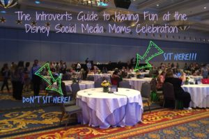 The Introverts Guide to Having Fun at the Disney Social Media Moms Celebration