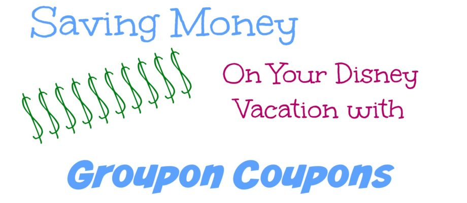 Let Groupon Coupons Help You Save On Your Next Disney Vacation!