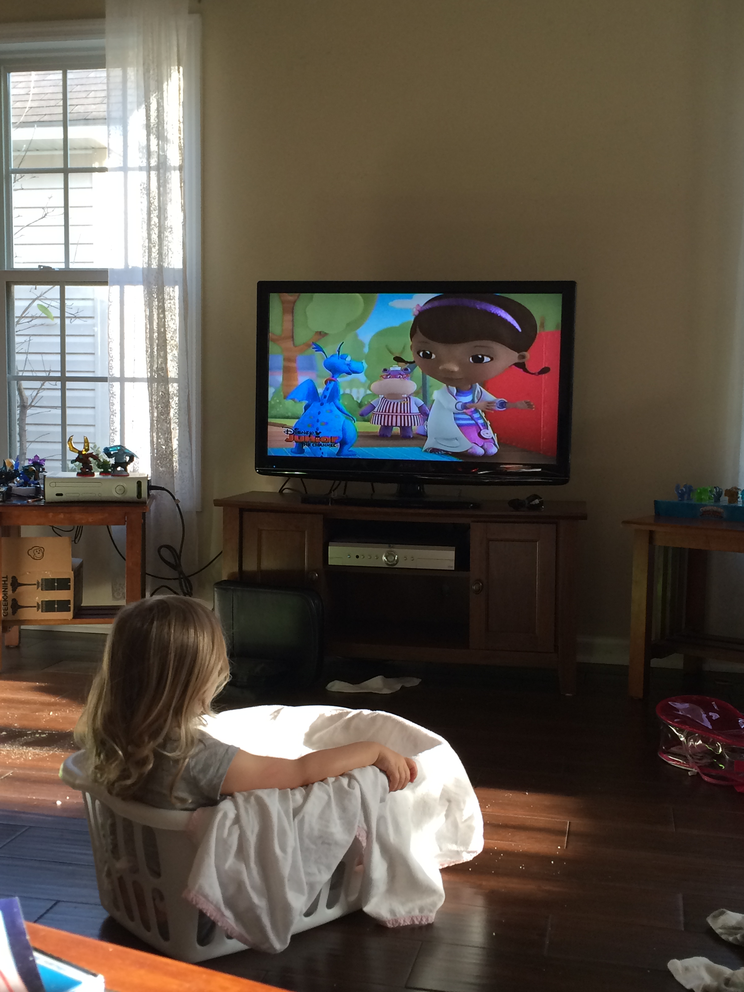 Wordless Wednesday: Can't Hide Her #DisneySide