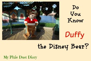 Do You Know: Duffy the Disney Bear?