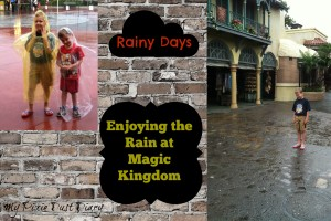 Magical Blogorail: Rainy Day Attractions at Magic Kingdom