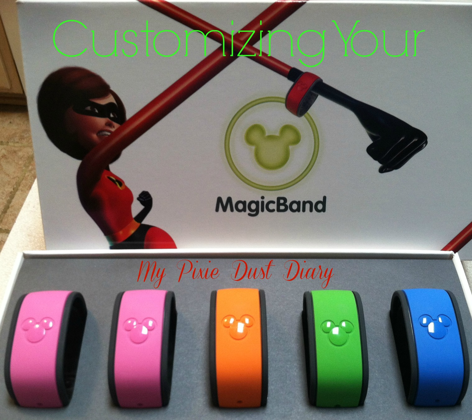 youtube from magicband customized a custom skin bands magicyourband watch com applying