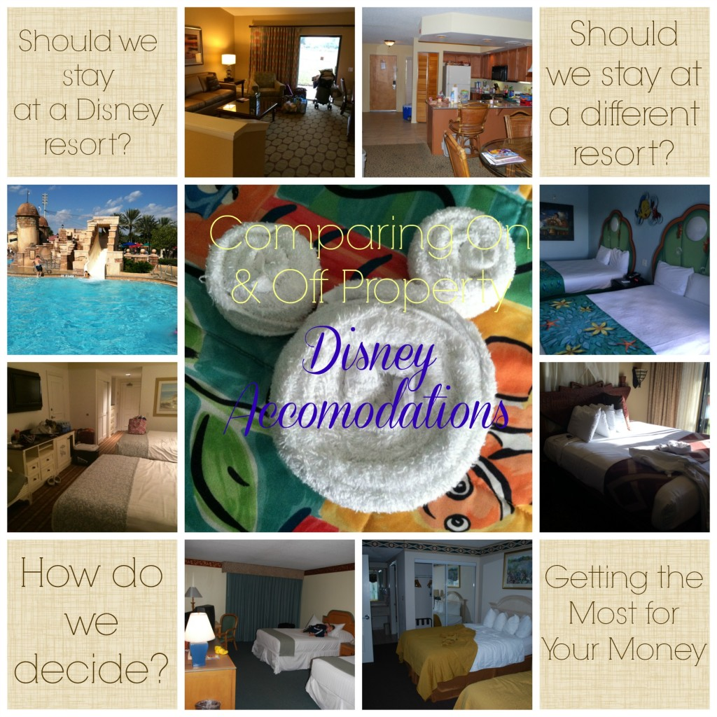 Disney-Accomodations