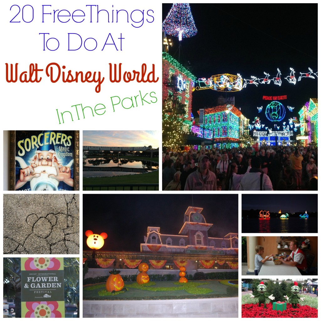 Free-things-at-disney