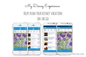 My Disney Experience Helps Plan Your Disney Vacation On the Go