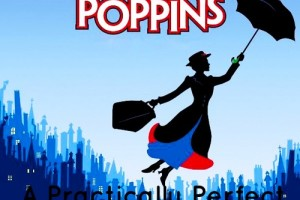 A Practically Perfect Mary Poppins Movie Night