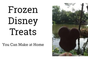Frozen Disney Treats You Can Make At Home